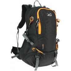 Elementerre Rubicon 38L Noir/Orange
