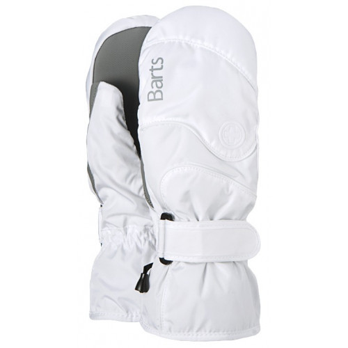 Visuel produit:Barts Basic moufle Blanc