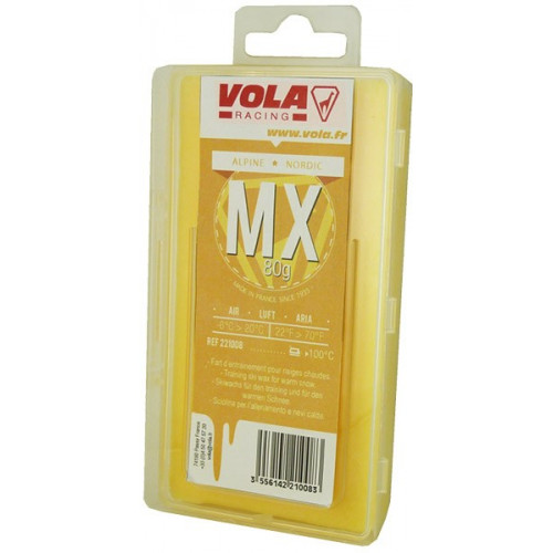 Visuel produit:Vola Fart MX Jaune 80gr
