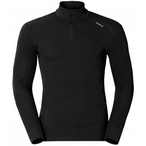 Visuel produit:Odlo Tee-Shirt Manches Longues Homme Warm Zip
