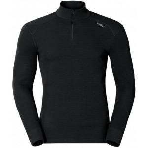 Odlo Tee-Shirt ML Active Warm 1/2 Zip Homme