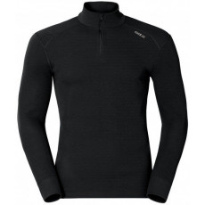 Odlo Tee-Shirt ML Active Warm 1/2 Zip Homme