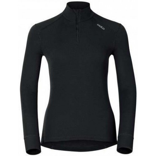 Visuel produit:Odlo Tee-Shirt Manches Longues Femme Warm Zip