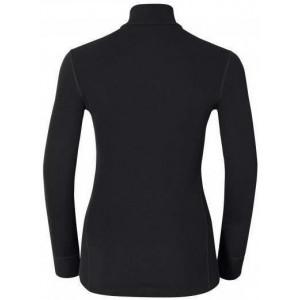 Visuel produit miniature:Odlo Tee-Shirt Manches Longues Femme Warm Zip