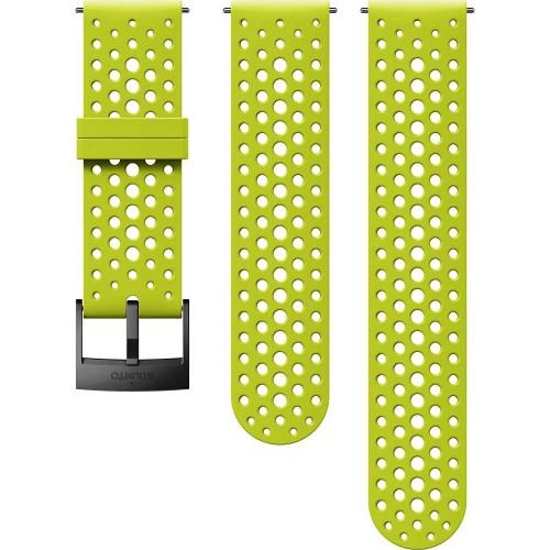 Visuel produit:Suunto Bracelet 24mm Athletic 1 Lime