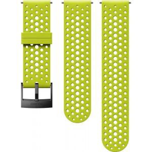 Visuel produit miniature:Suunto Bracelet 24mm Athletic 1 Lime