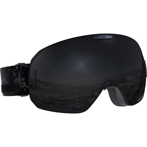Salomon S/Max Black Solar/Black