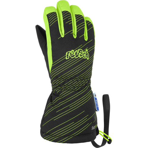 Reusch Maxi Black/Green Gecko