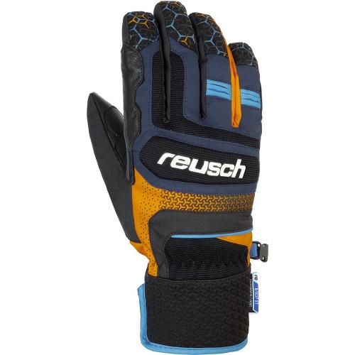 Reusch Stuart Dress Blue/Orange