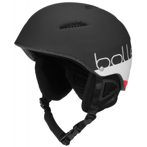 Bollé B-Style Matte Black White