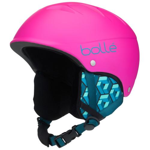 Visuel produit:Bollé B-Free Soft Neon Pink Blocks