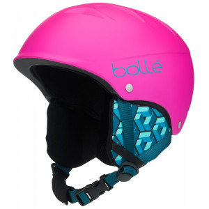 Visuel produit miniature:Bollé B-Free Soft Neon Pink Blocks