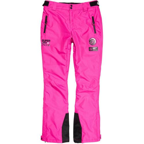 Visuel produit:Superdry Ski Run Pant Luminous Pink