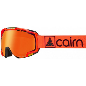 Cairn Mercury Mat Black Neon Orange