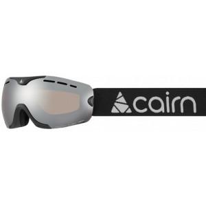 Cairn Gemini Mat Black Silver