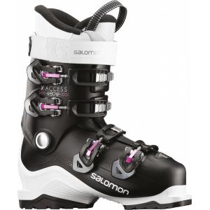 Détails sur Salomon QST PRO 80 W White Pink Chaussures de ski Femme Neuf