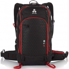 Arva Airbag Reactor 18 Noir/Rouge