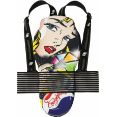 Energiapura Long Back Protector Pop Art
