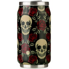 Les Artistes Paris Pull Can'it 280 ml Rose & Tête de mort