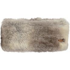 Barts Fur Headband Heather Brown