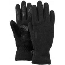 Barts Fleece Gloves Kids Black