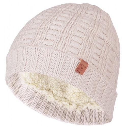 Bickley + Mitchell bonnet Chip Ecru