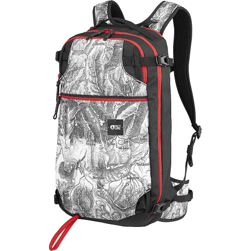 Picture Backpack Map 22L