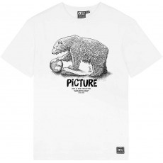 Picture D&S Bear Tee White