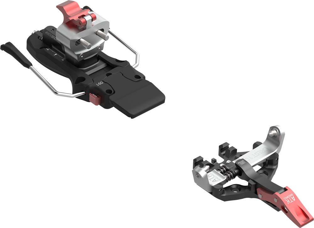 Visuel fixation:ATK Crest 10 Rouge