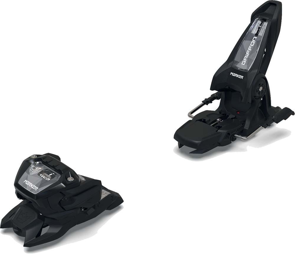 Visuel fixation:Marker Griffon 13 ID 100mm Noir