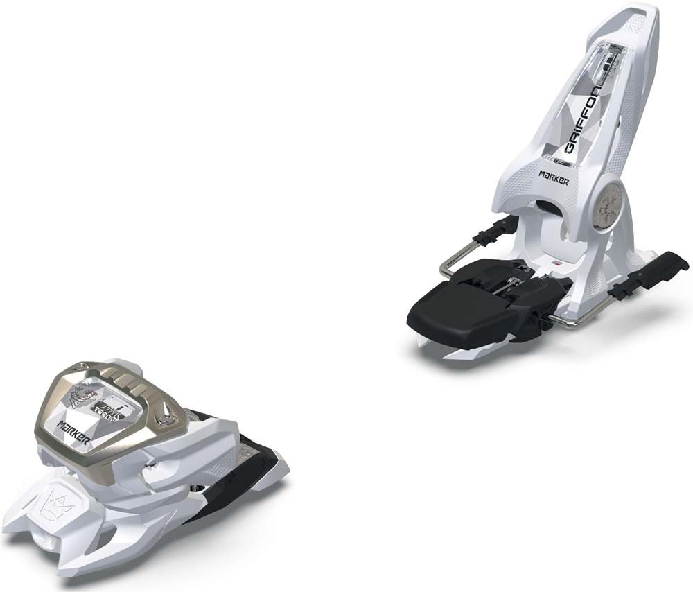Visuel fixation:Marker Griffon 13 ID 100mm Blanc