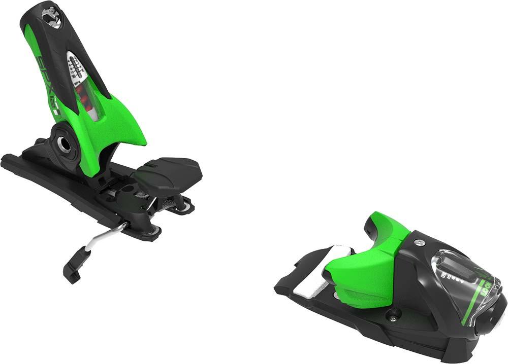 Visuel fixation:Look SPX 12 Rockerace B80 Green LTD