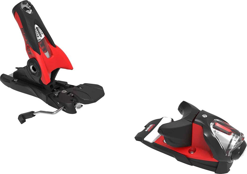 Visuel fixation:Look SPX 12 GW B90 Red/Black