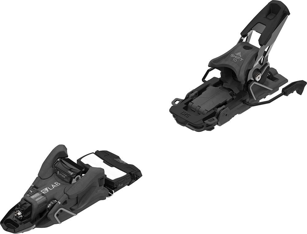 Visuel fixation:Salomon S/Lab Shift MNC 10 Black