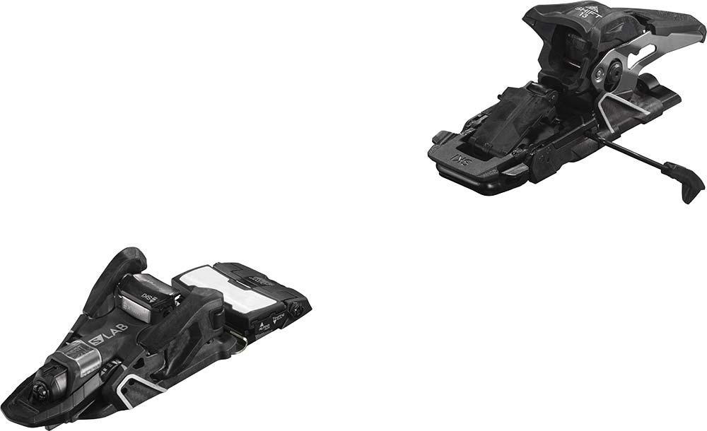 Visuel fixation:Salomon S/Lab Shift MNC 13 Black