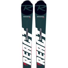 Rossignol React 6 Compact + Xpress 11