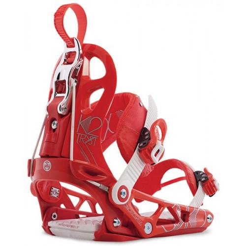 Visuel produit:K2 Cinch Tryst Rouge
