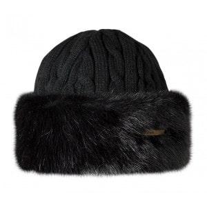 Visuel produit miniature:Barts Fur Cable Bandhat Noir