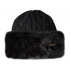 Visuel produit : Barts Fur Cable Bandhat Noir