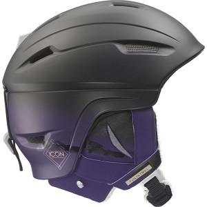 Salomon Icon 4D Custom Air Noir/Violet