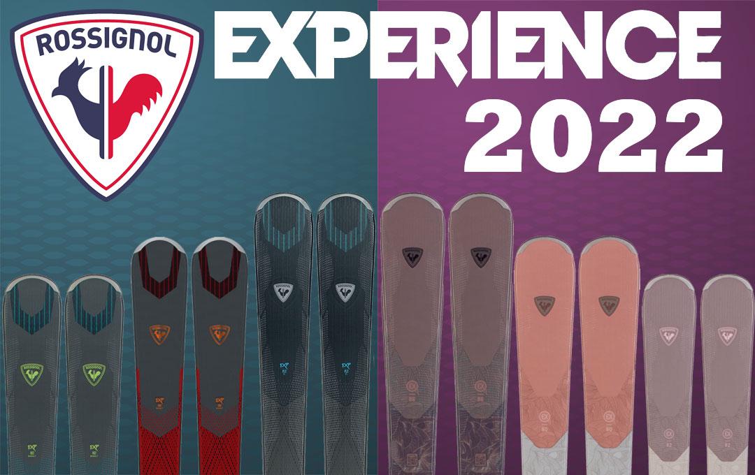 Ski Rossignol Experience 2022.