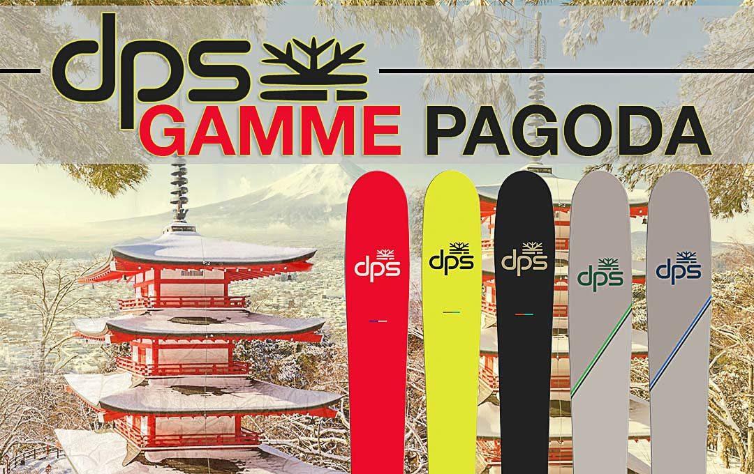 Nouvelle collection Pagoda de DPS !