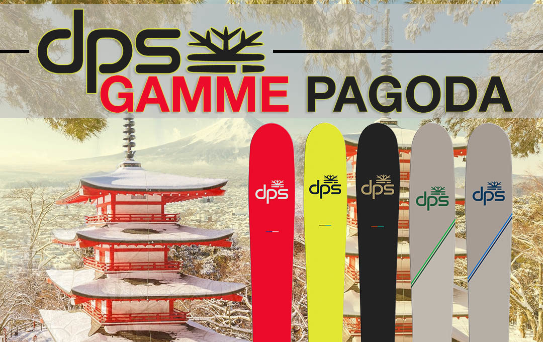 Nouvelle collection Pagoda de DPS !