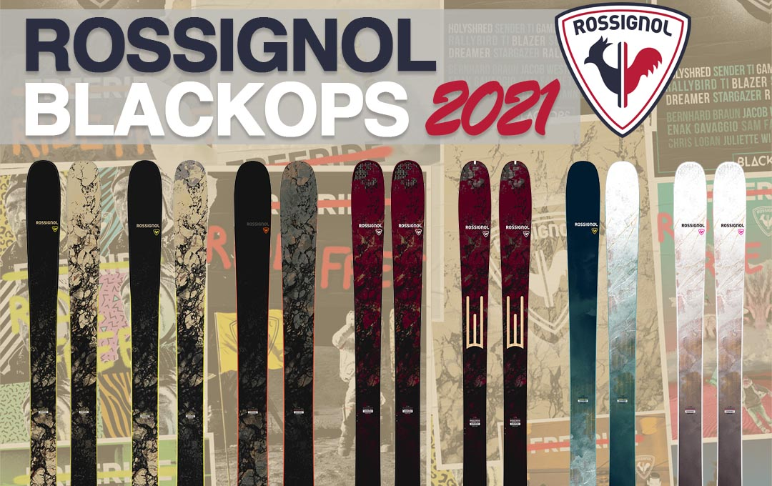 Nouvelle collection Blackops de Rossignol !
