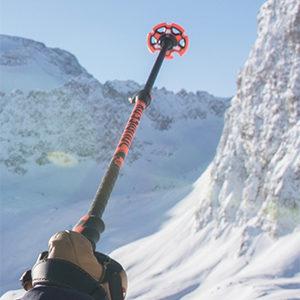 Trouvez le bâton de ski de vos rêves.