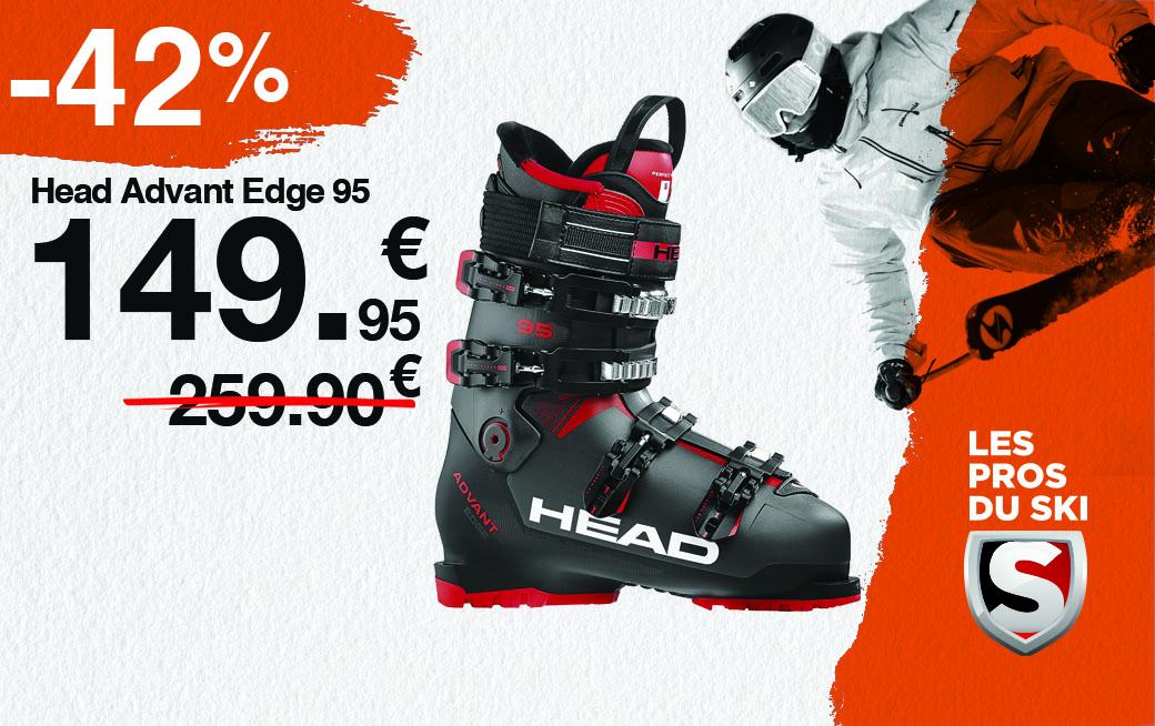 Prix choc sur les chaussures de ski !