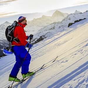 Rayon Ski de randonnée !